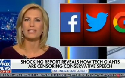 New Study Exposes How Internet Giants Are 'Suppressing Conservative Speech'