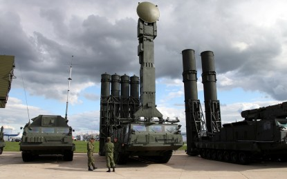 "Russia Warns Of 'Catastrophic' Consequences If Israel Strikes S-300 Defense System in Syria  By Tazpit Press   ""No weapon formed against you Shall succeed, And every tongue that contends with you at law You shall defeat. Such is the lot of the servants of Hashem, Such their triumph through Me —declares Hashem."" Isaiah 54:17   Russia could be about to supply the advanced S-300 anti-aircraft missile system to Syria and has warned of ""catastrophic"" consequences for all sides should Israel attack the missile batteries, according to a report in the Russian daily Kommersant, citing anonymous military sources.  According to Kommersant, Russia could supply the long-range surface-to-air missiles free of charge to Damascus within the framework of its military aid to the Bashar Assad regime.  The report said that components of the S-300, including radar stations, control posts and  launchers would soon be delivered to Syria by the Russian military either by air transport or via the Russian Navy, which has a base at Tartus on the Syrian coast.  Russian Foreign Minister Sergei Lavrov said last week that following a joint United States, French and British strike on Syria in response to a chemical weapons attack by regime forces, Moscow was no longer morally bound not to supply Assad with the S-300 system.  ""We promised not to do it around a decade ago at the request of our partners, and we took into consideration their argument that this would destabilize the situation, despite this [S-300] being a purely defensive system,"" Lavrov said.   ""We heeded their call. But now we have no such moral obligation,"" he added. Russia had originally signed a contract in 2010 to supply Syria with four S-300 batteries, however after the outbreak of the Syrian civil war the following year and following pressure from Israel, Moscow cancelled the deal.  Kommersant noted that while Jerusalem has yet to respond to the current reports that Moscow will supply Syria with the anti-aircraft system, whose range extends into Israel itself, former high-ranking military officials, including the ex-head of military intelligence Maj.-Gen (ret) Amos Yadlin have said that the IDF would likely react by striking the S-300 batteries.  ""If I know the air force well, we have already made proper plans to deal with this threat. After you remove the threat, which is basically what will be done, we're back to square one,"" Yadlin said in regard to the possible deployment of the S-300 in Syria during an interview with Bloomberg news last week.  According to Russian military experts interviewed by Kommersant, it would take some three months to train Syrian officers to manage the S-300 and during that time, Russian military advisers would be stationed at the batteries alongside Syrian experts. If Israel were to decide to inflict rocket strikes on the locations of the S-300 deployment, the consequences, according to Kommersant's sources would be ""catastrophic for all sides.""  Caption: Russia, Samara, May 2017: S-300 anti-aircraft missile system on a city street prepared for the Victory Day parade on a spring sunny day. (Shutterstock)"