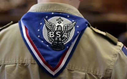 Boy Scouts are dropping the word 'Boy' from the name of flagship program