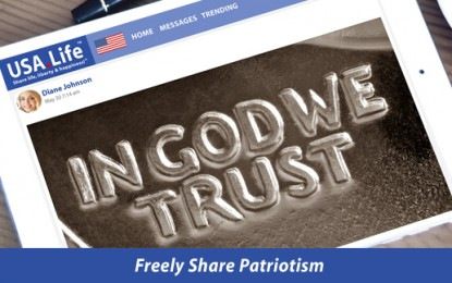 Conservatives 'End Facebook, Google and Twitter Censoring' by Joining New Conservative USA.Life and 1776Free