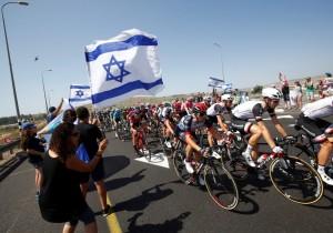 In Israel, Giro d'Italia