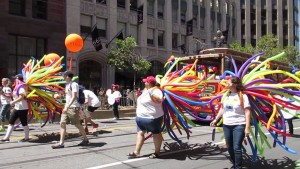 LGBT Activists Hijack