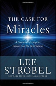 Caption: (Photo: Lee Strobel speaks on miracles/Lee Strobel/Facebook/via Charisma News)