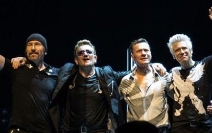 U2 losing fans after coming out in support of abortion