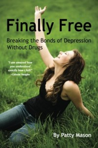 Author Patty Mason - Finally Free