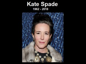Increase in Psych Drugs - Kate Spade
