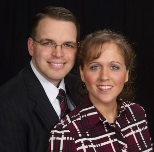 We Can Save New England - Pastor Chapman with his wife Sarah