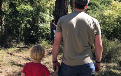 Actor Chris Pratt Shares God-Filled Moment With His Son