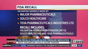 FDA recalls common