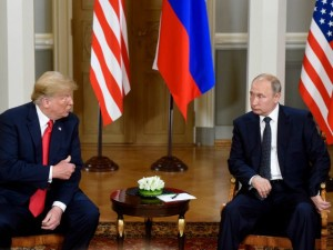 First Win for Trump-Putin Summit