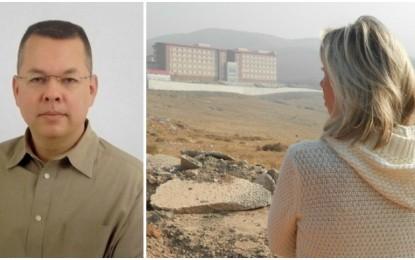 Imprisoned Pastor Andrew Brunson Remanded Back to Prison Until October