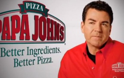 Papa John's Pizza CEO Forced To Step After Saying The N-Word While Rap Music Companies Make Millions Using It