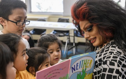 The Repelling And Repugnant 'Drag Queen Story Hour' Brings Confusion And Perversion To Children All Across America