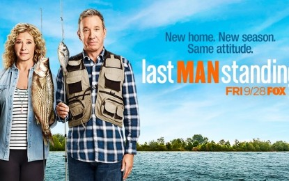 Tim Allen Reveals Premiere Date for New Season of Conservative Sitcom, 'Last Man Standing'