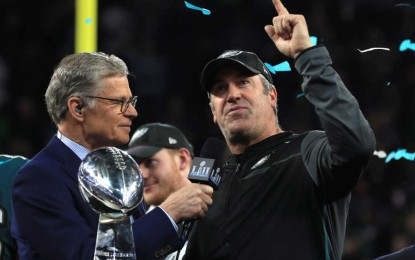 Christ Was Super Bowl-Winning Team's 'Glue,' Says Philadelphia Eagles Coach