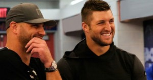 Tebow Brothers Announce - Tim and Roby Tebow - Run the Race