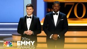 Did You Hear - 70th Emmy's