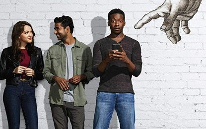 'God Friended Me' unveils first trailer; Upcoming CBS faith-based show has God on social media