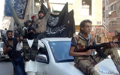 Ron Paul: 'The Evidence Is Very Clear' that the US Has Aligned Itself with al-Qaeda in Syria