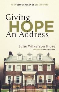 New Book - Giving Hope An Address