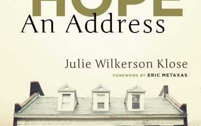 New Book – 'Giving Hope An Address: The Teen Challenge Legacy Story'