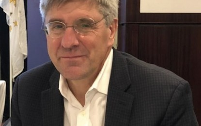 Trump Economic Adviser, Stephen Moore, Headlines Local Fundraising Luncheon