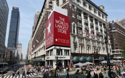 Macy's Lesbian Kiss Inflames Viewers