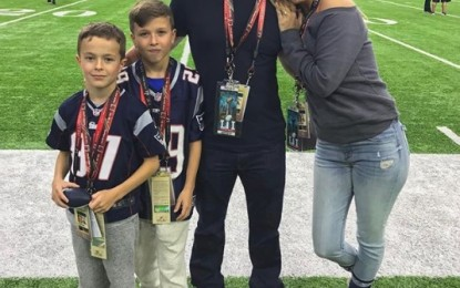 Mark Wahlberg's Powerful Prayer for His Kids