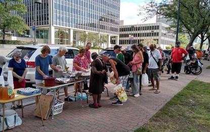 'Morally Reprehensible': Rutherford Institute Denounces Kansas City's Efforts to Bleach Hot Food Donated to Homeless, Rendering It Inedible