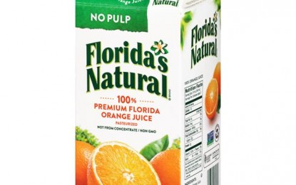 Popular Florida orange juice brands are tainted with a cancer-causing substance
