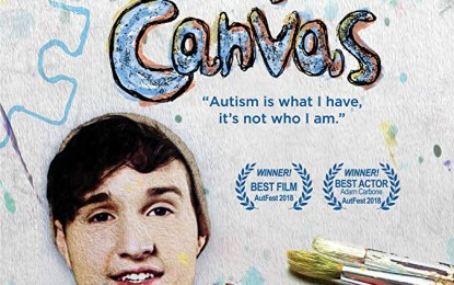Randy's Canvas, Filmed Locally Now Available on DVD/VOD