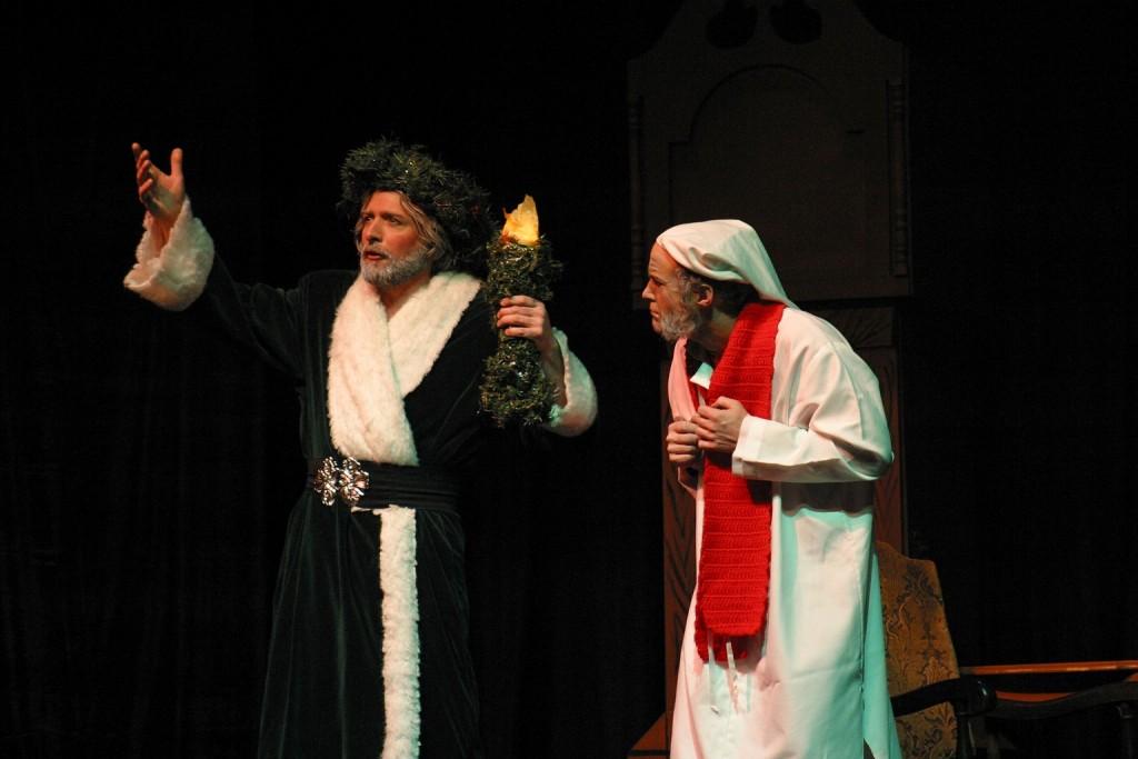 The Humbug - ChristmasPresent&Scrooge