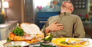 The danger of overeating