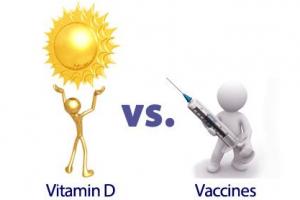Vitamin D vs