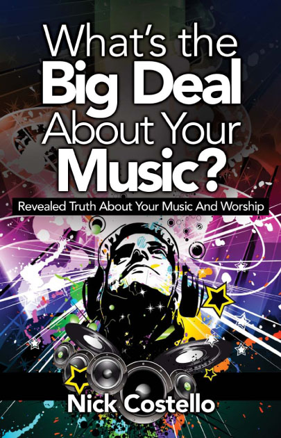 The Dangers of Ungodly Music Listening Habits Revealed in Challenging New Book