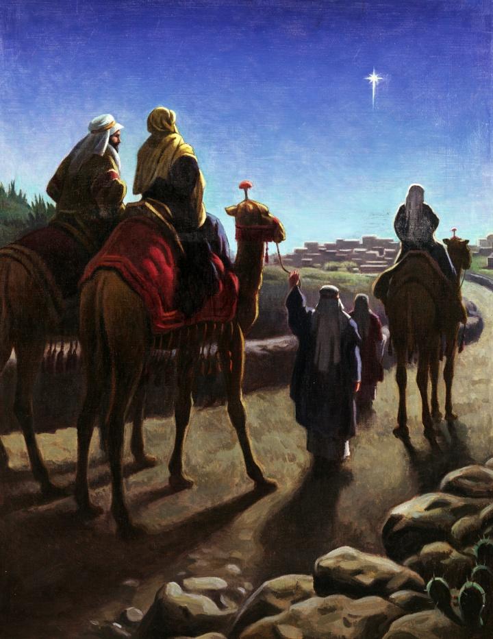 Many Pastors - wise men still seek him