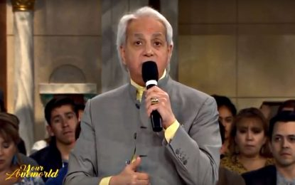 Benny Hinn Renounces Prosperity Theology: 'The Gospel Is Not for Sale'