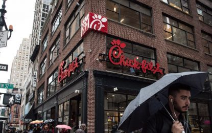 More than 100,000 Sign Petitions Urging Chick-fil-A to 'Reverse' Charity Decision