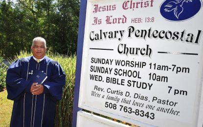 Pastor Curtis Dias – From Darkness to Light