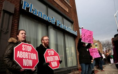 Planned Parenthood Action Fund Says Abortion Is 'Moral' and 'Health Care'