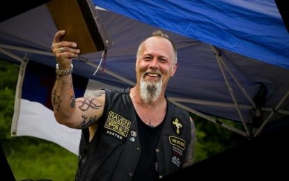 Satanist biker intimidated others, despaired of life by his 40s