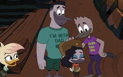 Disney's 'DuckTales' Introduces Violet's Homosexual 'Dads'