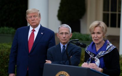 Fauci And Birx: Lock Them Up!