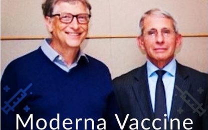 "Moderna COVID Vaccine Trial Sees 20% ""Serious"" Injury Rate as U.S. Invests BILLIONS More on Experimental COVID Vaccines"