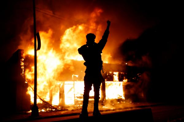 Vote Democrat… and Watch U.S. Burn