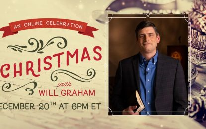 'Christmas with Will Graham'