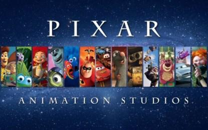Pixar Artist Draws on Faith in the Studio.