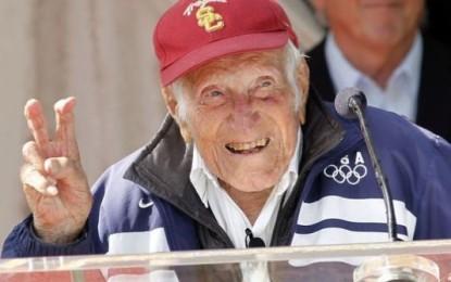 Olympian, World War II Veteran Dies at 97
