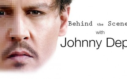 The Promise and Dangers of New Technology: Behind the Scenes of TRANSCENDENCE with Johnny Depp