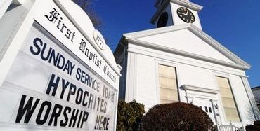 Pastors and Churches Violating First Commandment